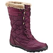 Columbia Women's Minx Mid II Omni-Heat Print Waterproof 200g Winter Boots
