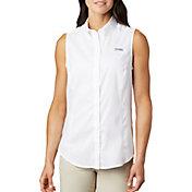 Columbia Women's PFG Tamiami Sleeveless Shirt
