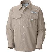 Columbia Youth PFG Bahama Long Sleeve Shirt
