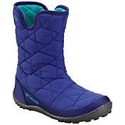 Columbia Kids' Minx Slip Omni-Heat Waterproof 200g Winter Boots