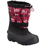 Columbia Kids' Powderbug Plus II Waterproof 200g Winter Boots
