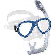 Cressi Kids' Get Wet Snorkeling Combo