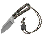 CRKT Cordite Compact Drop Point Fixed Blade Knife