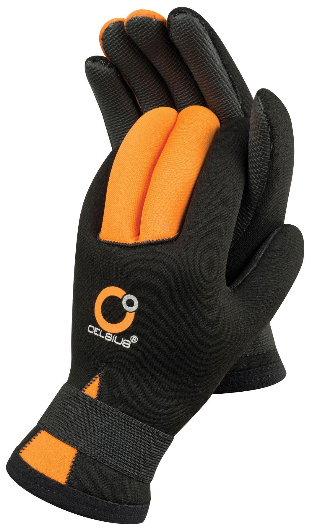 Ladies leather gloves designer - Product Image Celsius Deluxe Neoprene Gloves
