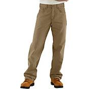 Carhartt Men's Flame Resistant Canvas Jeans
