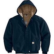 Carhartt Men's Duck Flame Resistant Active Jacket - Big & Tall