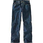 Carhartt Men's Traditional Fit Straight Leg Jeans