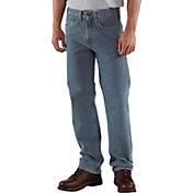 Carhartt Men's Traditional Fit Straight Leg Jeans