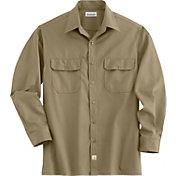 Carhartt Men's Twill Long Sleeve Work Shirt - Big & Tall