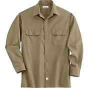 Carhartt Men's Twill Long Sleeve Work Shirt