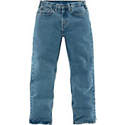 Carhartt Men's Relaxed Fit Straight Leg Jeans