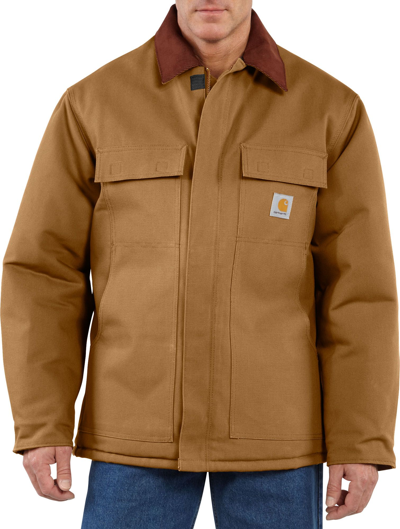 Carhartt Men's Traditional Arctic Quilt-Lined Duck Coat | DICK'S ... : carhartt quilt lined jacket - Adamdwight.com