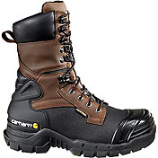 Carhartt Men's 10'' PAC Waterproof 400g Non-Safety Toe Work Boots