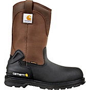 Carhartt Men's 11'' Mud Wellington Waterproof Steel Toe Work Boots