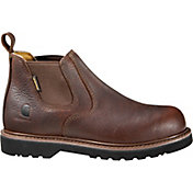 "Carhartt Men's Twin Gore Safety Toe 4"" Work Boots"