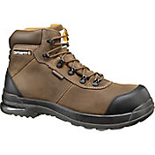 Carhartt Men's 6'' Stomp Light Bal Waterproof Composite Toe Work Boots