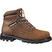 """Carhartt Men's 6"""" Welt Soft Toe Work Boots"""
