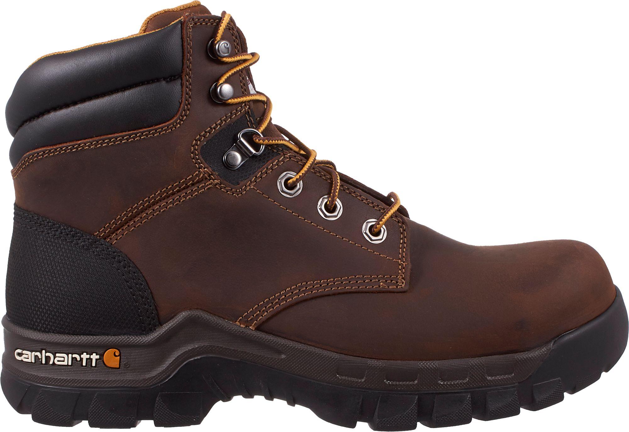 Carhartt Men's Rugged Flex 6'' Composite Toe Work Boots. 0:00. 0:00 / 0:00.  noImageFound ???