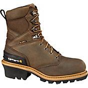 Carhartt Men's Logger 8'' Waterproof 400g Work Boots