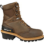 Carhartt Men's Logger 8'' Waterproof 400g Work Boots