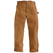Carhartt Men's Firm Duck Double Knee Work Pants