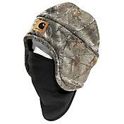Carhartt Men's Camo 2-in-1 Fleece Hat