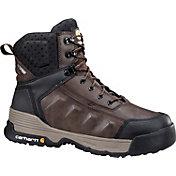 Carhartt Men's Force 6'' Waterproof Soft Toe Work Boots