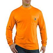 Carhartt Men's Force Color Enhanced Long Sleeve Shirt