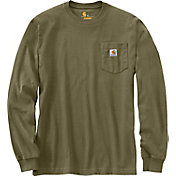 Carhartt Men's Workwear Long Sleeve Shirt - Big & Tall