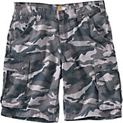Carhartt Men's Rugged Cargo Camo Work Shorts