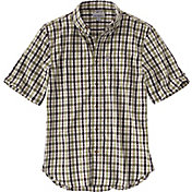 Carhartt Men's Essential Plaid Short Sleeve Shirt