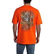 Carhartt Men's Workwear Graphic Camo T-Shirt