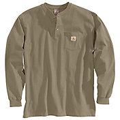 Carhartt Men's Workwear Henley Long Sleeve Shirt - Big & Tall