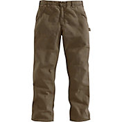 Carhartt Men's Washed Duck Work Dungarees