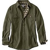Carhartt Men's Weathered Canvas Shirt Jacket
