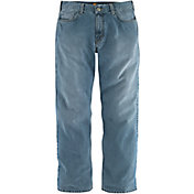Carhartt Men's Loose-Fit Straight-Leg Jeans