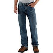 Carhartt Men's Loose-Fit Straight-Leg Jeans