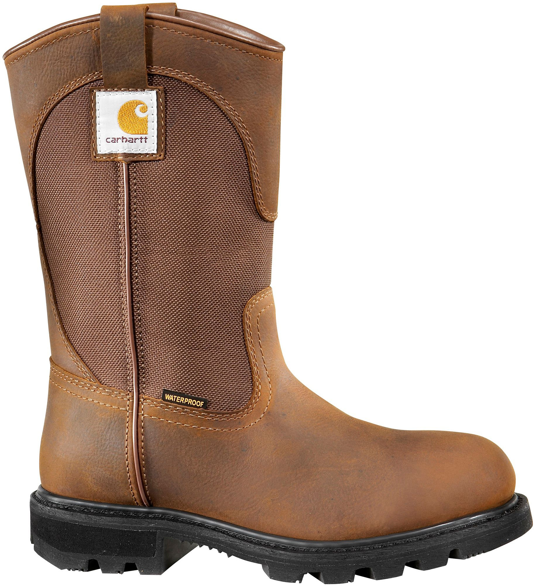 Carhartt Women's Wellington 10'' Waterproof Steel Toe Work Boots ...