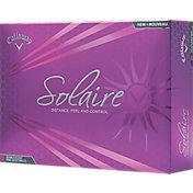 Callaway Women's Solaire Pink Golf Balls