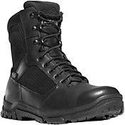 """Danner Men's Lookout 8"""" Side Zip Waterproof Work Boots"""