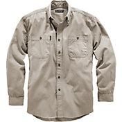 DRI DUCK Men's Brick Long Sleeve Shirt