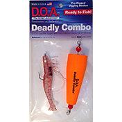 D.O.A. Deadly Combo Popper Clacker Rig