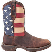 Durango Men's American Flag Pull-On Western Boots