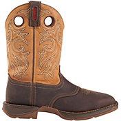 """Durango Men's Rebel 11"""" Waterproof Steel Toe Work Boots"""