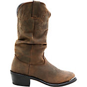 Durango Men's Crumpled Distressed Western Boots