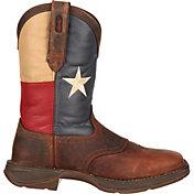 Durango Men's Patriotic Pull-On Work Boots