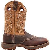 Durango Men's Rebel Saddle Up Work Boots