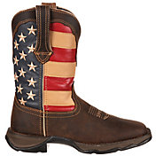 Durango Women's Rebel Patriotic Pull-On Western Boots