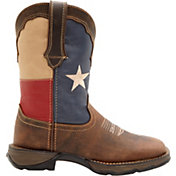 Durango Women's Patriotic Pull-On Western Boots
