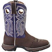 Durango Women's Lady Rebel Saddle-Lace Western Boots
